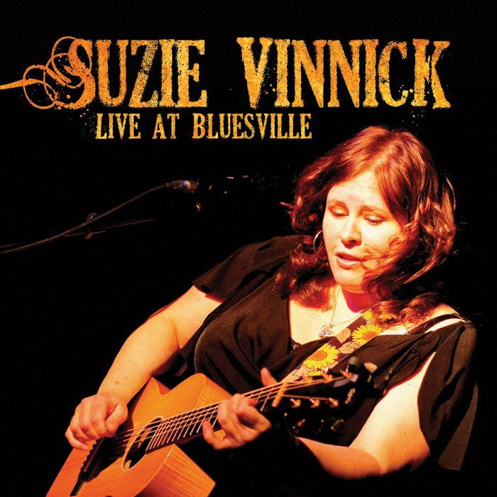 Suzie Vinnick - Live at Bluesville