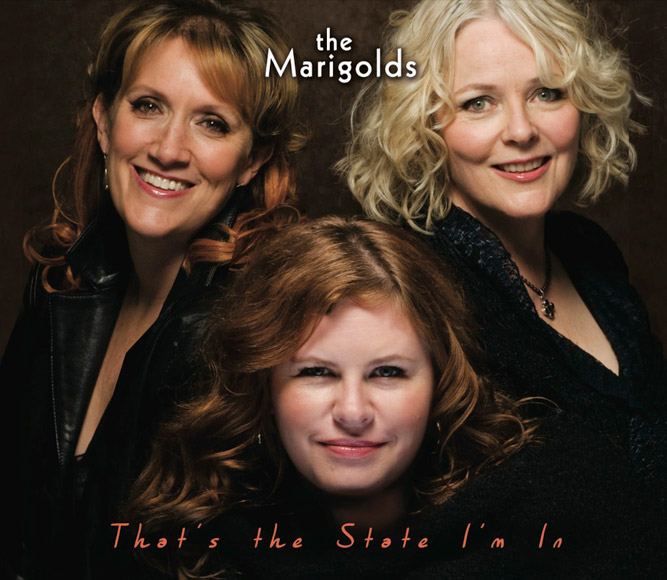 The Marigolds - The State I'm In