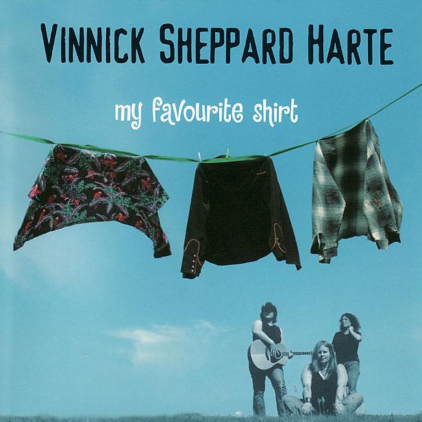 Vinnick Sheppard Harte - My Favourite Shirt